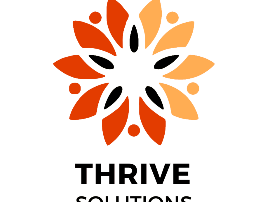Thrive Solutions Logo Transparent