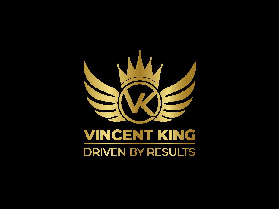 Vincent King Logo 2 Transparent