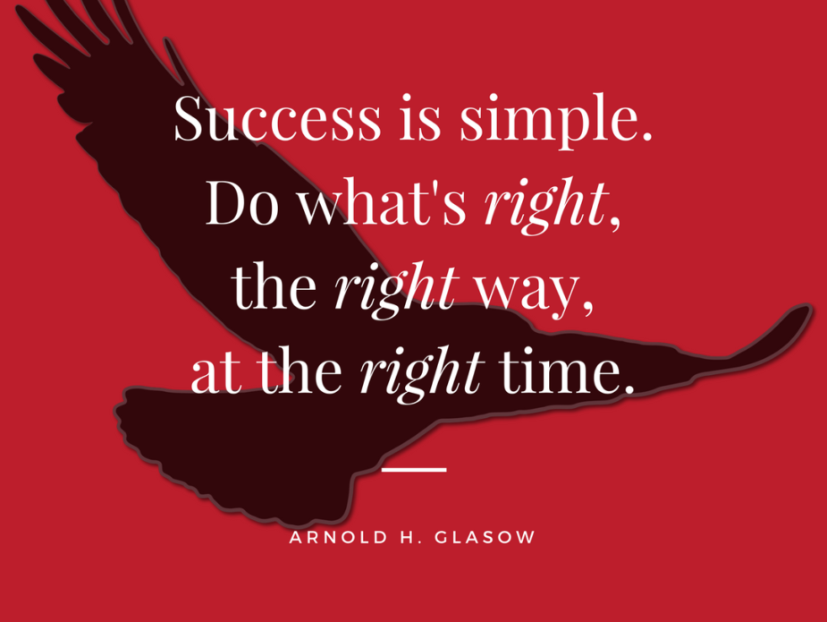 blackbird-do what's right
