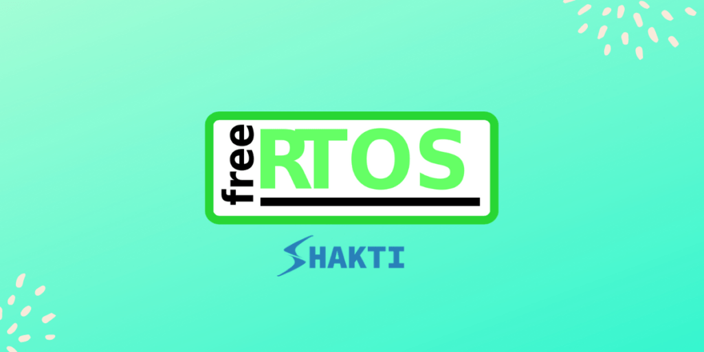 How to deploy FreeRTOS on PINAKA with a sample application?