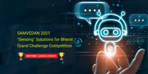 """Read more about the article SAMVEDAN 2021: """"Sensing"""" Solutions for Bharat"""