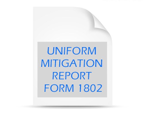 Wind Mitigation Report