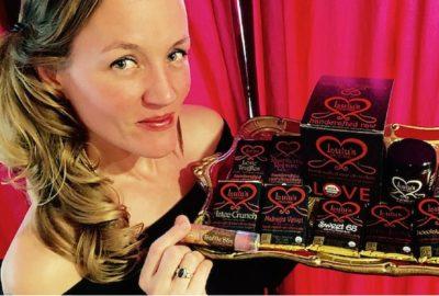 Lulu's Raw Chocolate Love