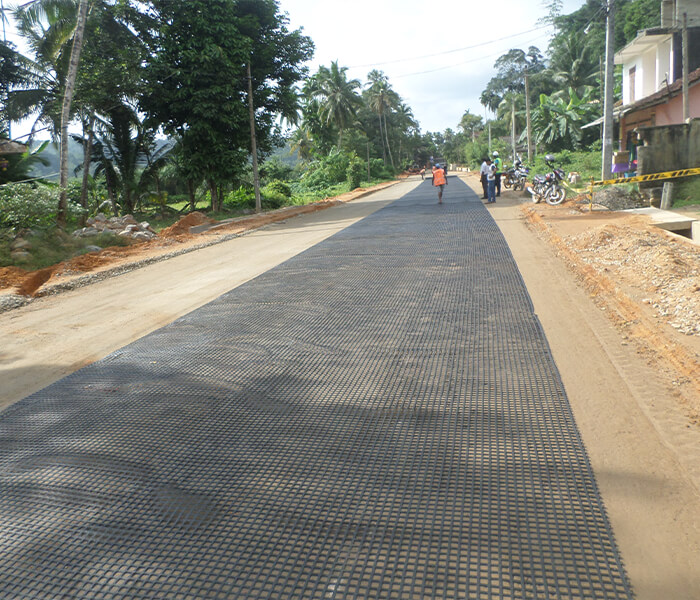 Sri lanka, Geosynthetics, Skytech Engineering, geotextiles, geocells