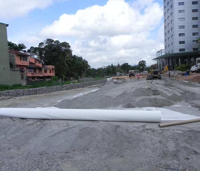 Sri lanka, Geosynthetics, Skytech Engineering, geotextiles, nonwoven