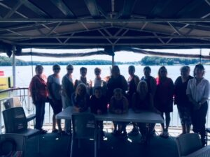 SML VA Dare Cruise w. Piedmont Chapter (Greensboro) Group_July 2018
