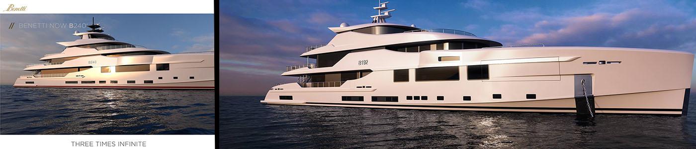 benetti yachts featured on shimmer magazine online magazine