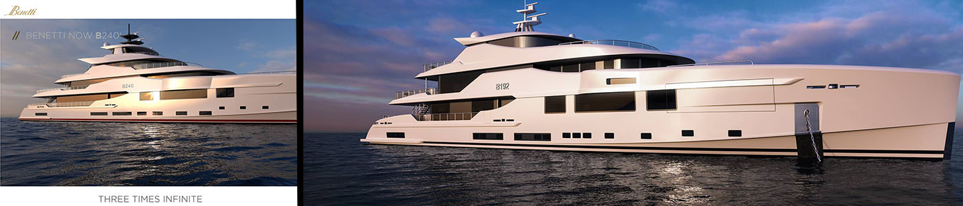 benetti yachts featured on shimmer magazine online magazine
