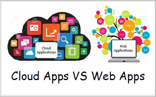 Cloud Apps vs Web Apps D1