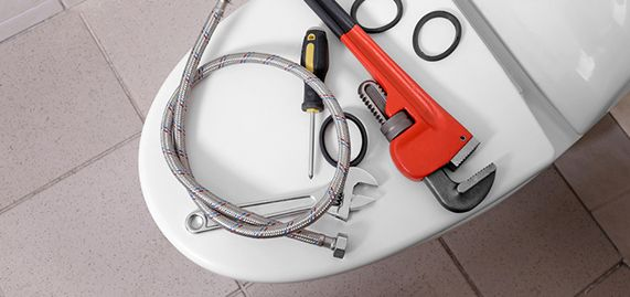 Toilet Repair, Maintenance, and Installation Services