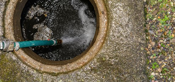 Sewer and Drain Cleaning Services