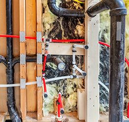 Bathroom & Kitchen Plumbing Remodeling