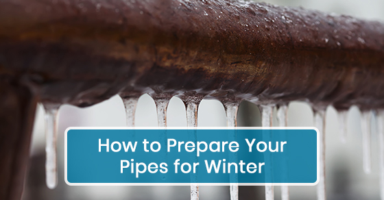 Tips to prepare pipes for winter