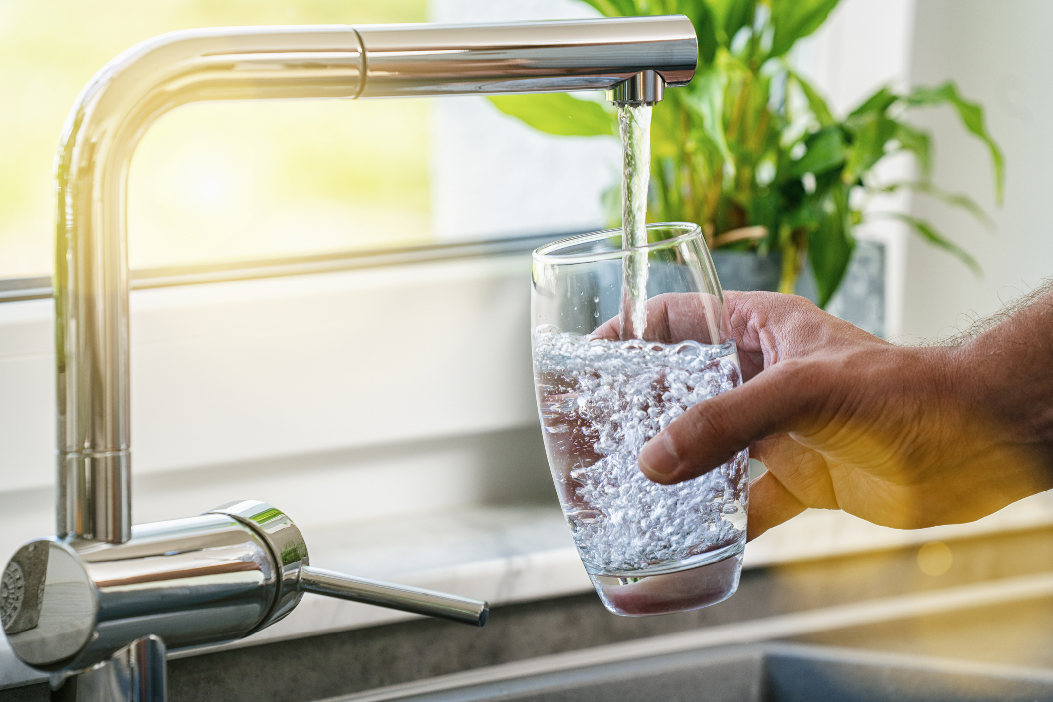 Why does your water look (and taste) different?