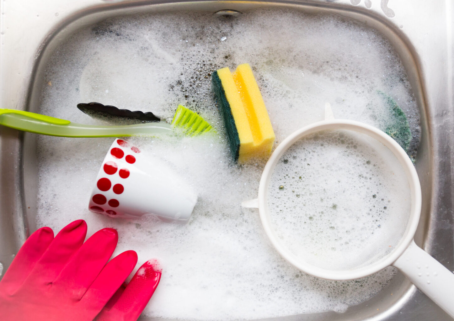Dishwasher vs hand washing – which is better for your water bill and the environment?