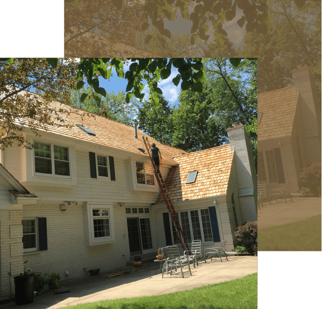 Roof Inspections from Twin Pines Home Improvements Mequon, Wisconsin