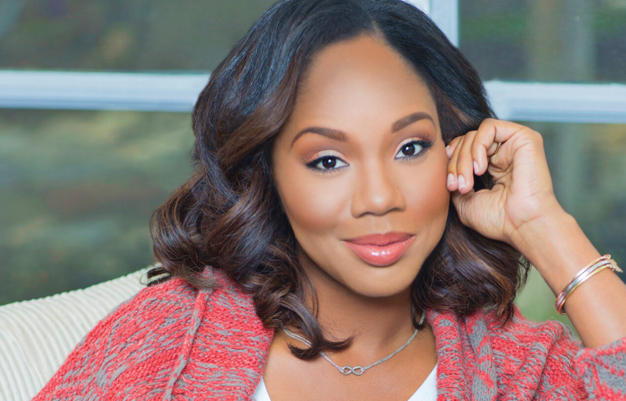 My Interview with Mrs. Sarah Jakes Roberts