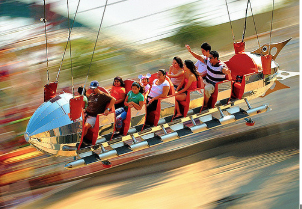 Tips For Planning A Large Family Theme-Park Adventure