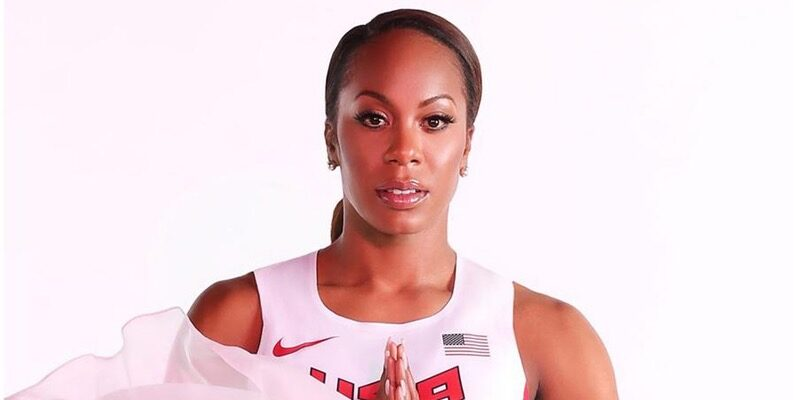 My Interview With Olympian Sanya Richards-Ross