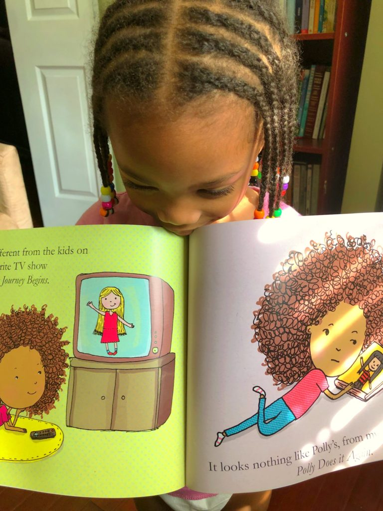Review: Jamie Loves Her Natural Hair
