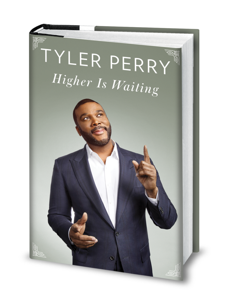 Higher Is Waiting By Tyler Perry & Giveaway