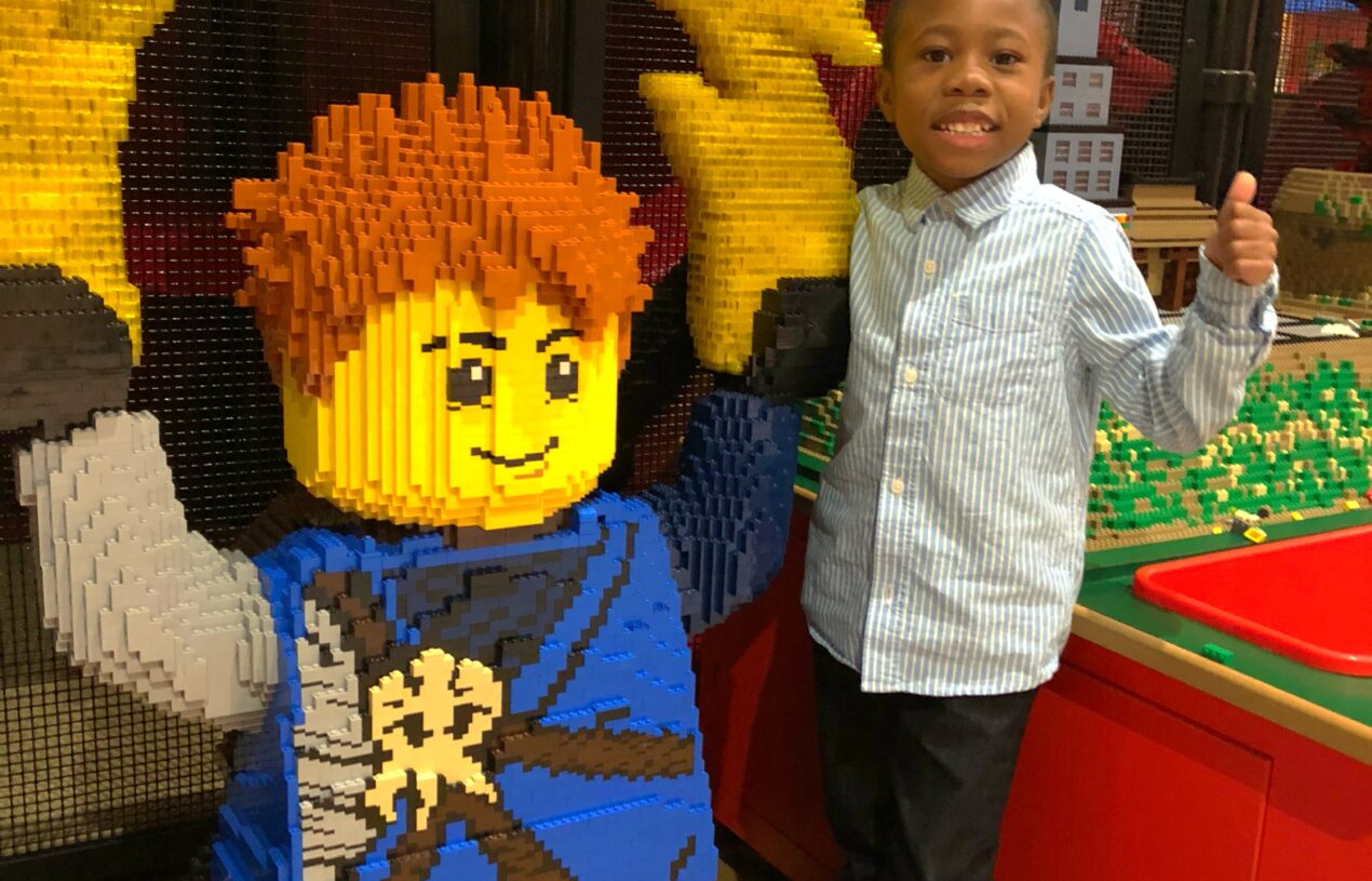 Review of Legoland Discovery Westchester