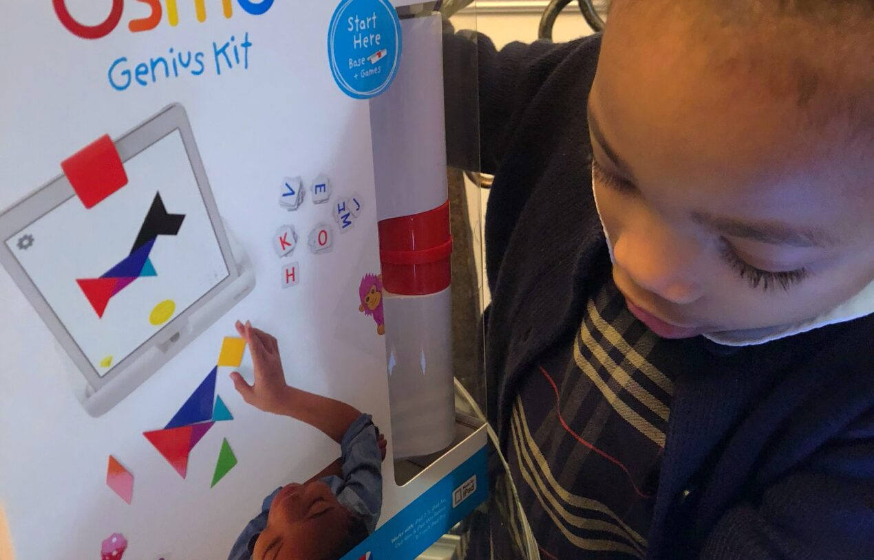 Osmo Proves Technology Is Good For Kids