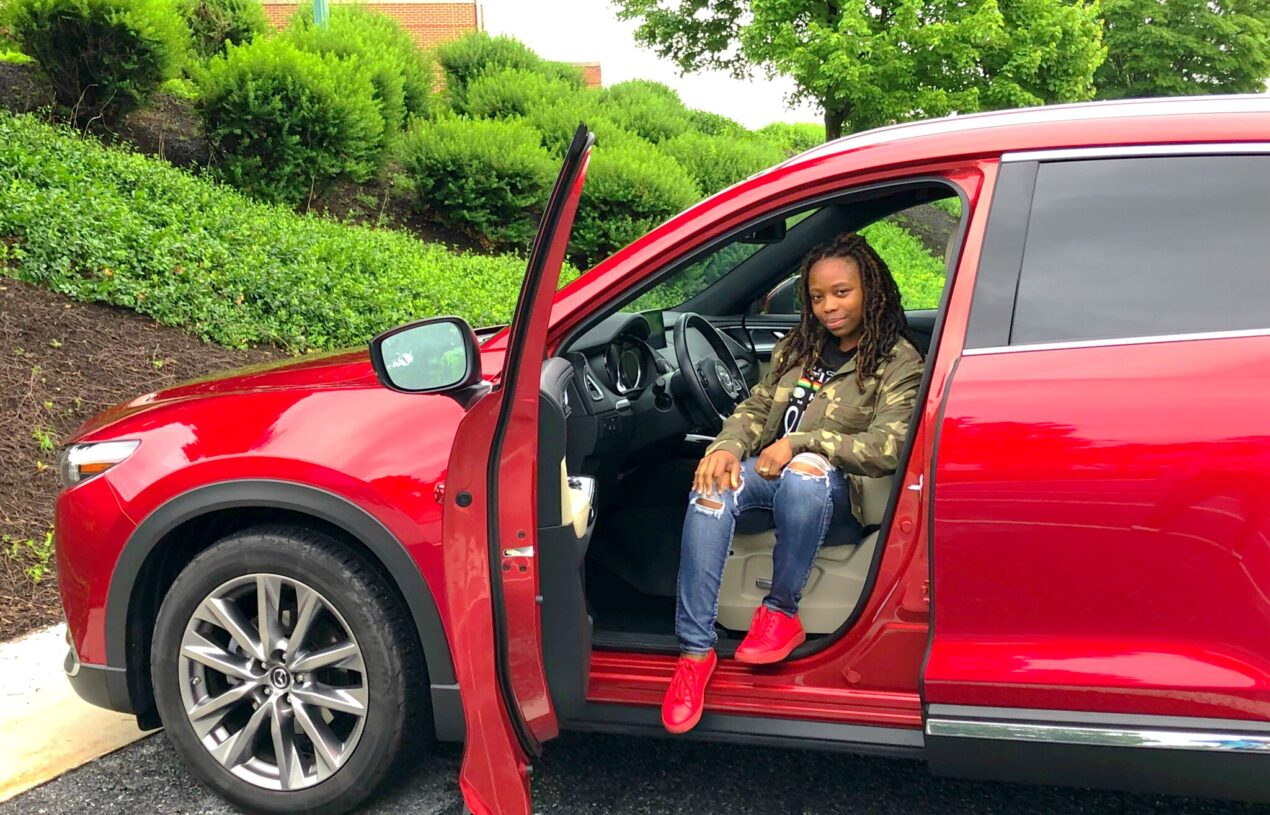 Why Mazda CX-9 Is The Perfect Family Car