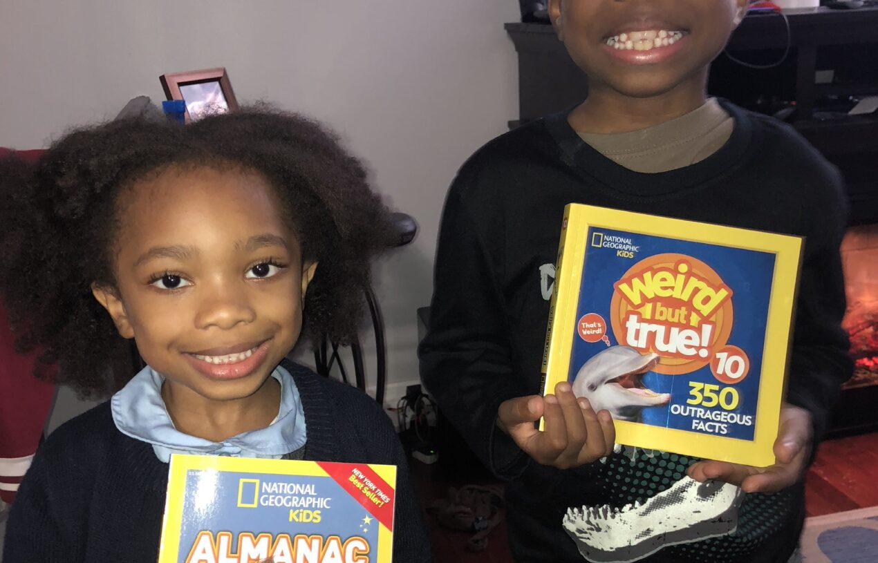 Review: National Geographic Kids Almanac 2019