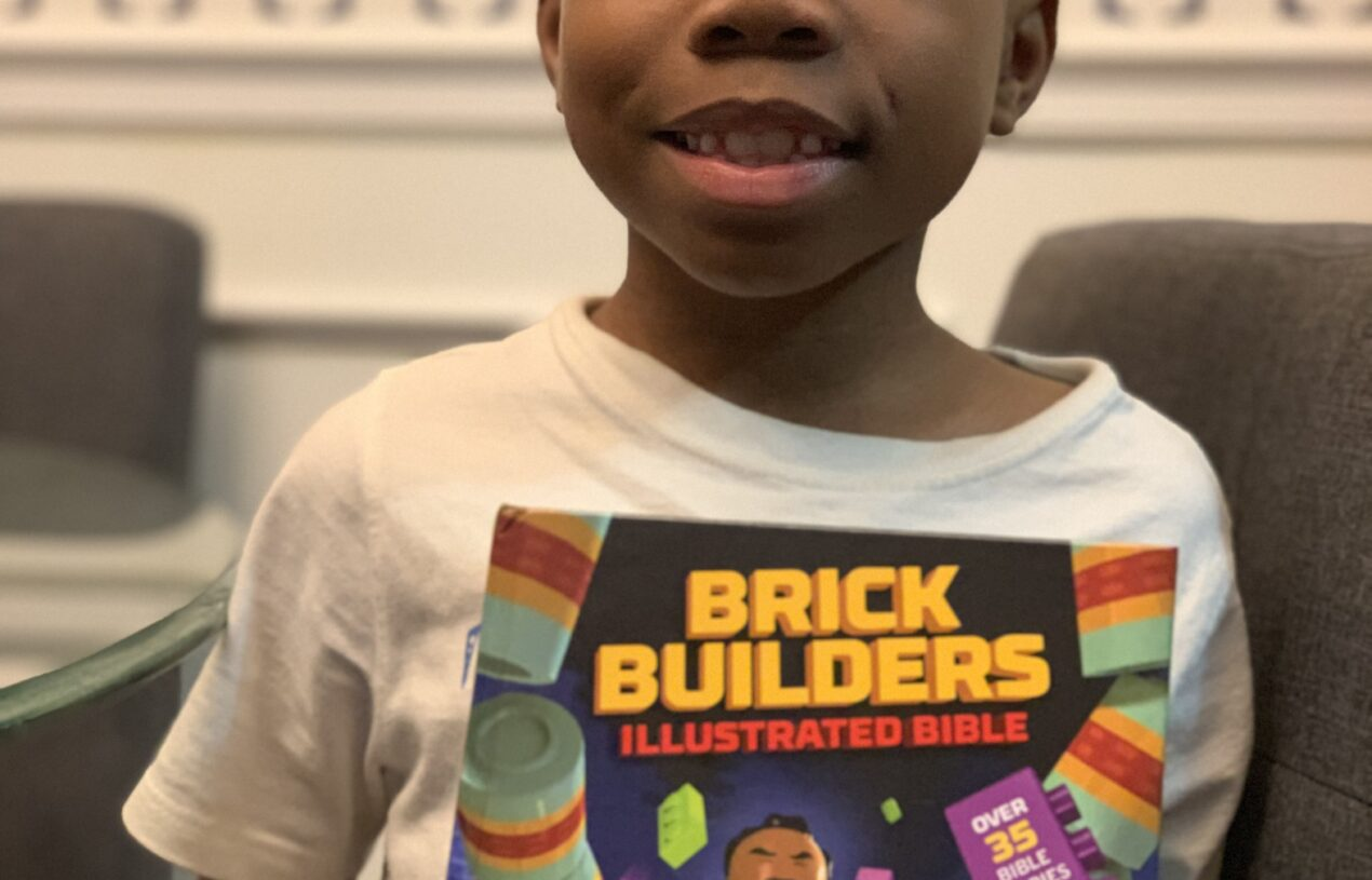 Brick Builders-Illustrated Bible Review