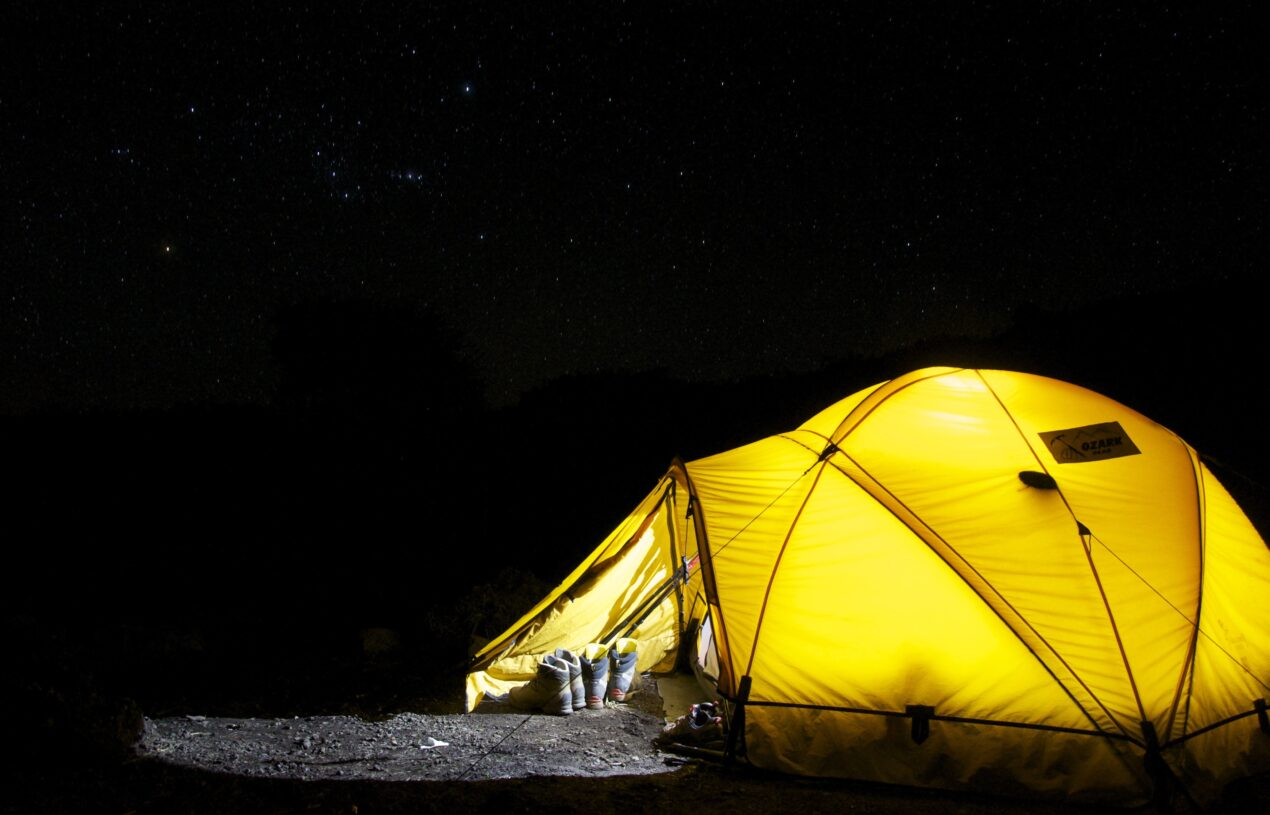 Everything You Need For The Perfect Family Camping Trip