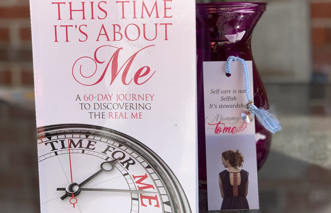 This Time It's About Me 60 Day Devotional
