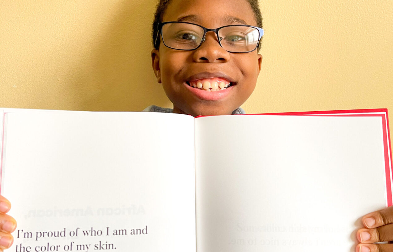 A Kids Book About: Speaking About Racism
