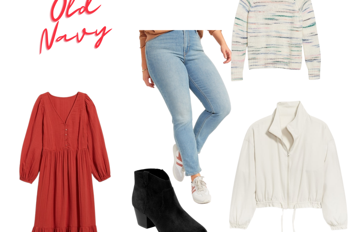 Fall in fashion with Old Navy
