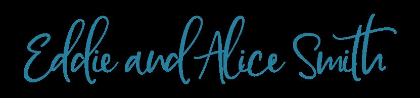 Eddie & Alice Smith Logo
