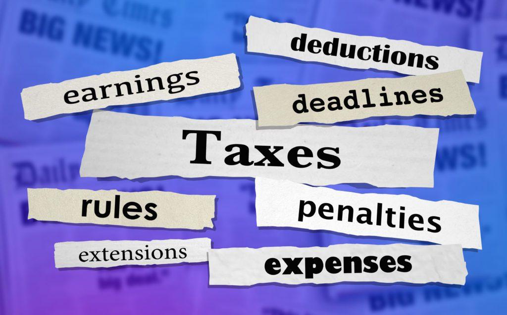 Tax Extender Updates