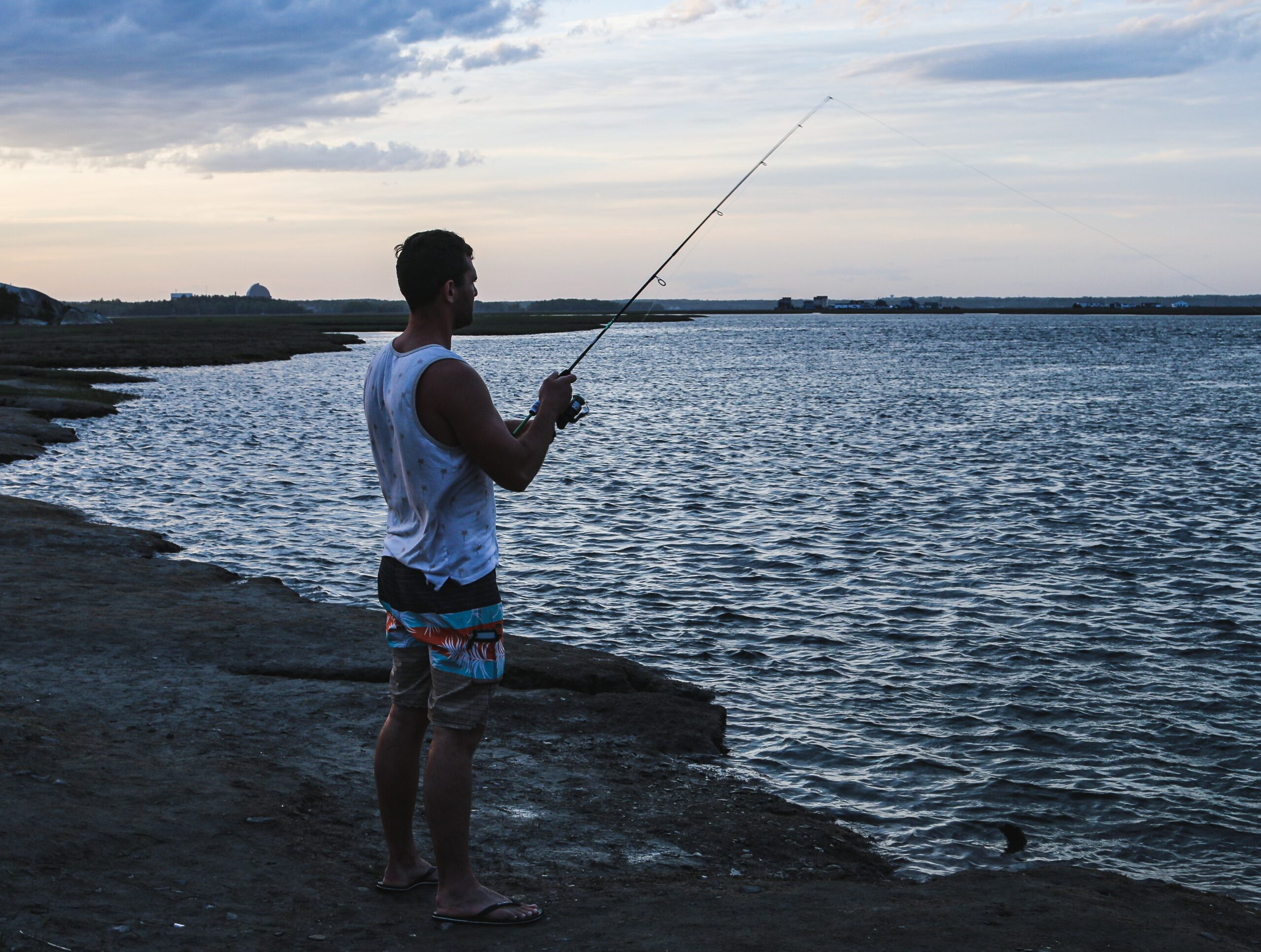 landpass shore fishing in ontario