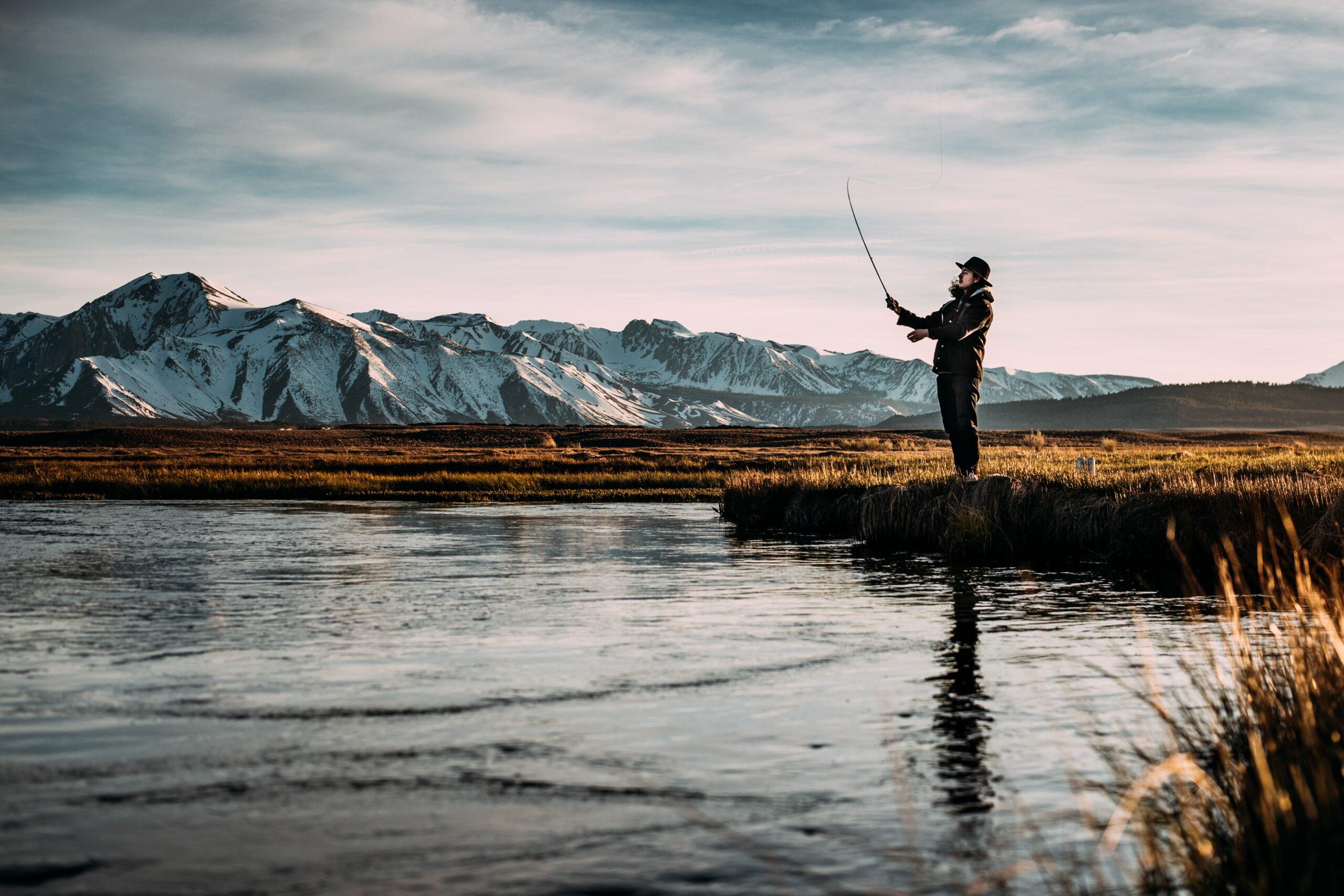 landpass bowfishing vs bass fishing