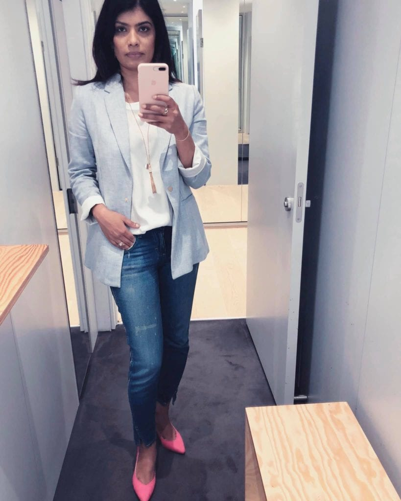 blazer outfits, smart casual outfits, bright shoes,