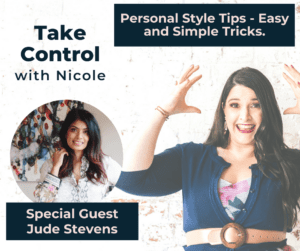 Styling tips on a podcast