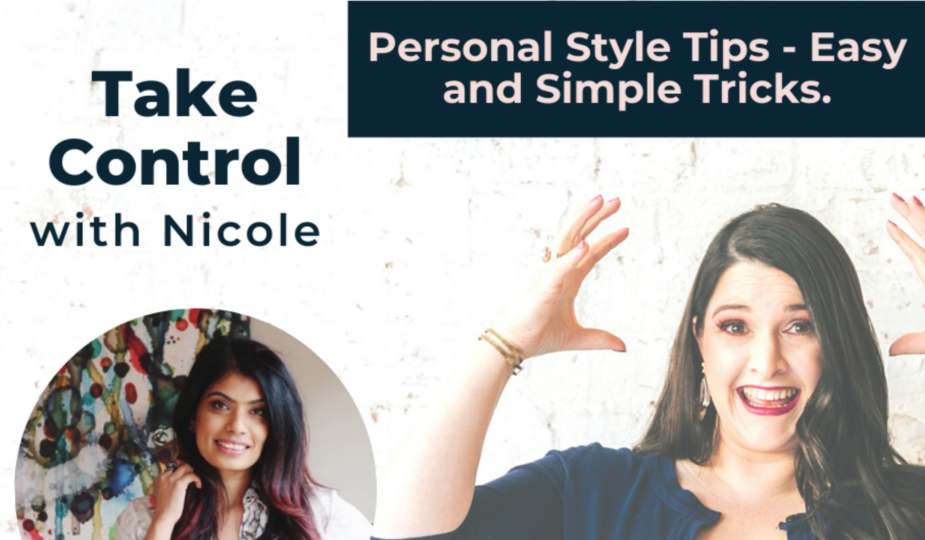 Style tips, take control pod cast, Jude Stevens