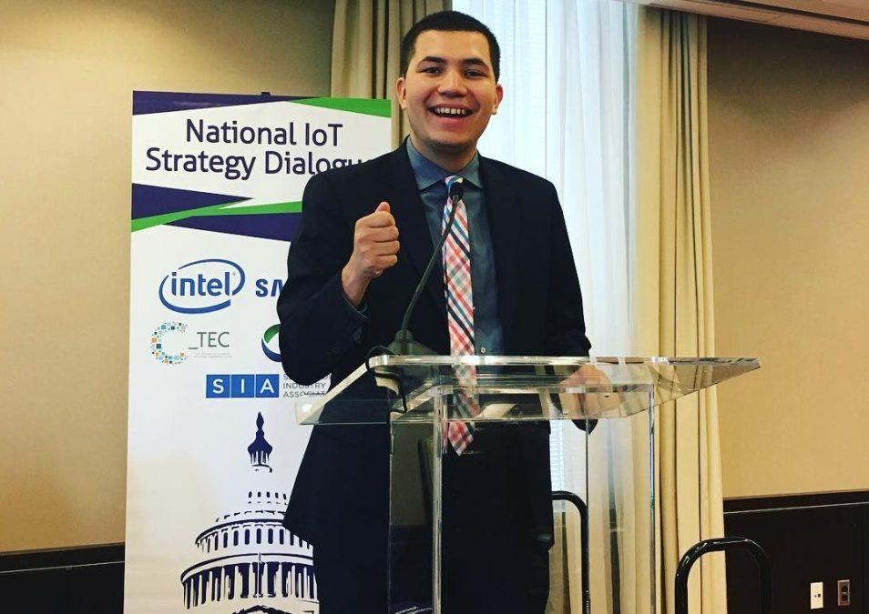 108: How to Break Into Tech Communications w/ Jose Castaneda, ITI [Espresso Shots]