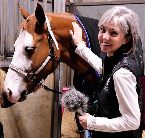 54: Because of Horses & the Pursuit of Professional Happiness With Elise Gaston Chand, [Main T4C Episode]