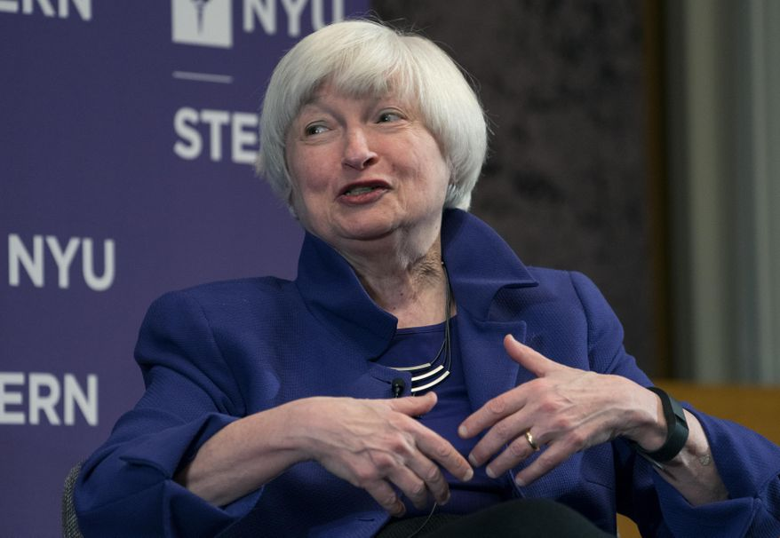 169: What It's Like to Be the Chairwoman of the Federal Reserve Bank w/ Dr. Janet Yellen, The Brookings Institution [Main T4C episode]