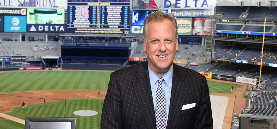 149: What It's Like Being the NY Yankees Play-by-Play Announcer w/ Michael Kay, YES Network [Main T4C episode]