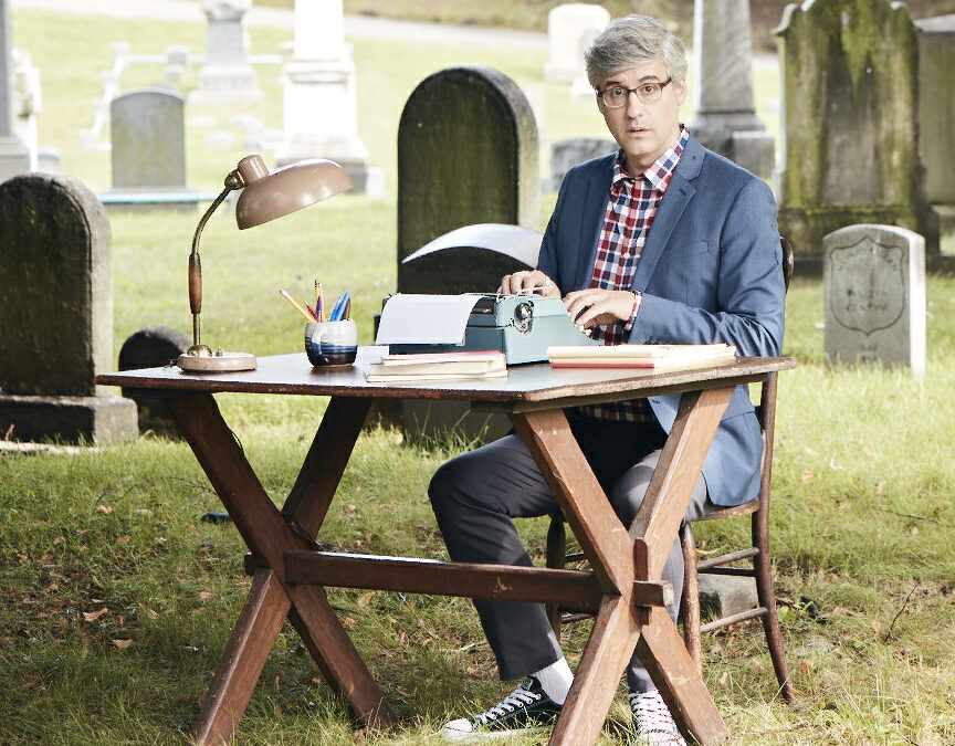 358: How to Break Into Comedy Writing w/ Mo Rocca, CBS Sunday Morning [Espresso Shots]
