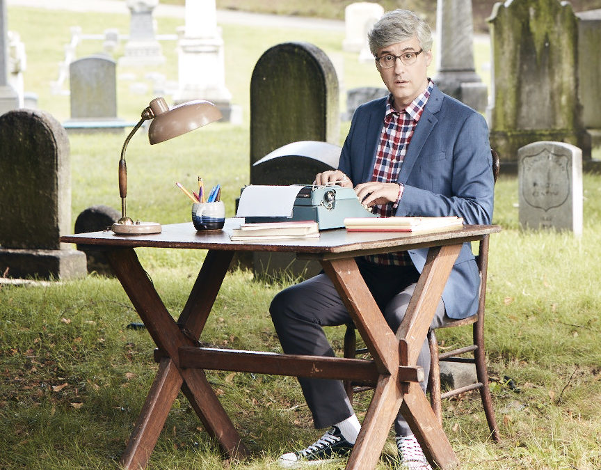 304: What It Takes To Become a Humorist, Historian & Journalist w/ Mo Rocca, CBS Sunday Morning [Main T4C episode]