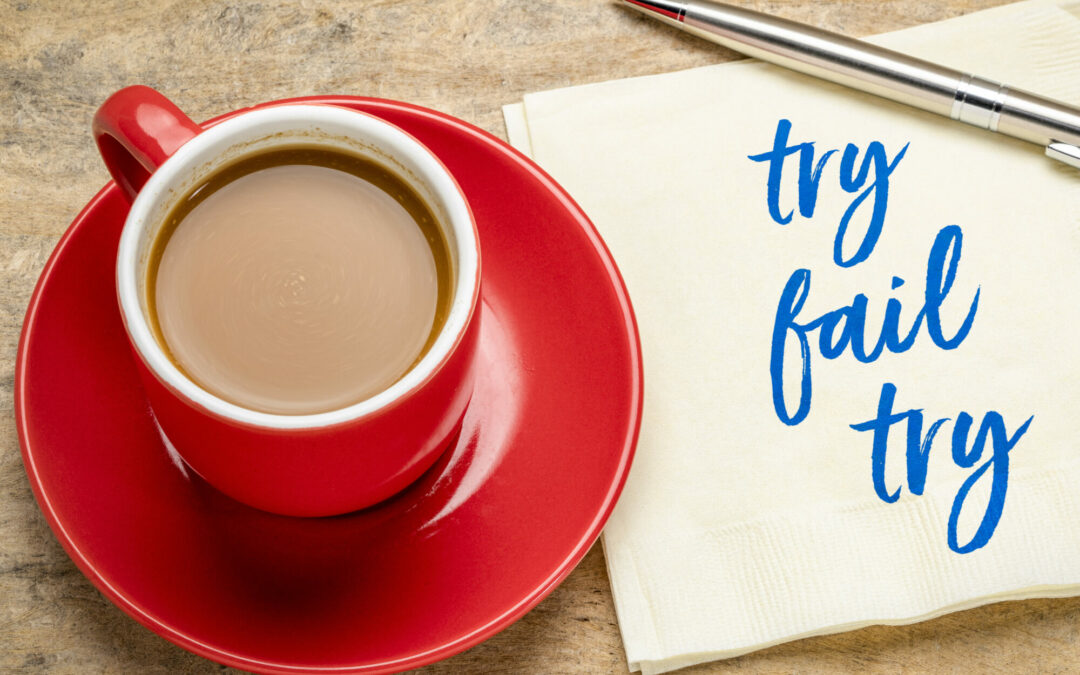 Top 5 Hacks: How 'Failing' Can Level Up Your Professional Quest