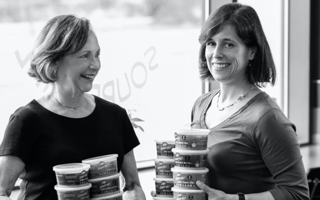 385: What It's Like to Build a Vegan Soup Business w/ Sara Polon, Soupergirl[Main T4C episode]