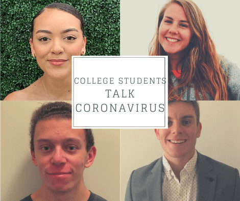 4 University of Maryland College Students Talk Coronavirus